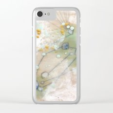 The Splitting of Yourself in Two (The Sweven Project) Clear iPhone Case