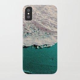 weird beach iPhone Case