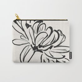 sketch art flower Carry-All Pouch