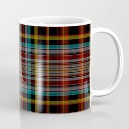 Tartan pattern Coffee Mug