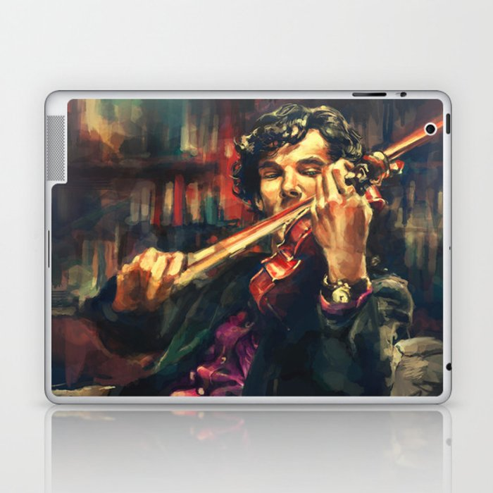 Virtuoso Laptop & iPad Skin