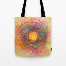 Sun fractal Tote Bag