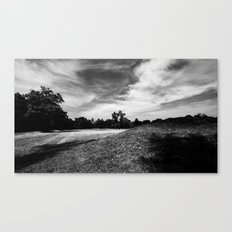 Hopewell Earthworks National Park #! Canvas Print