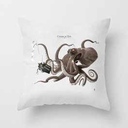 Count to Ten Throw Pillow