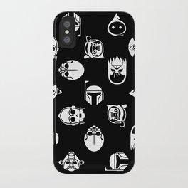 Classic StarWars Icons iPhone Case