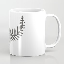 Silver Fern of New Zealand Coffee Mug