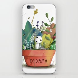 Kodama iPhone Skin