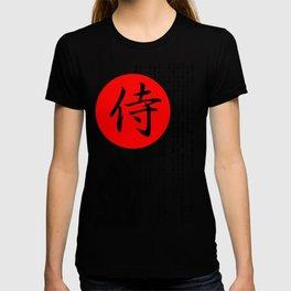 Samurai Design T-shirt