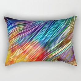 Сolor line Rectangular Pillow