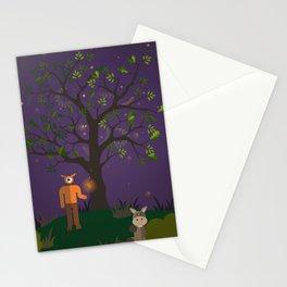 a midsummer night's seen Stationery Cards