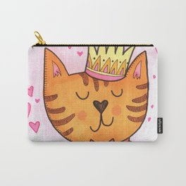 I Love Mew Cat Carry-All Pouch