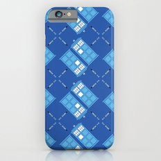 Gallifrey Argyle iPhone 6s Slim Case