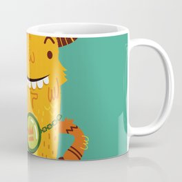 :::Pose Monster::: Coffee Mug