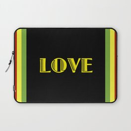 Jah Love Laptop Sleeve