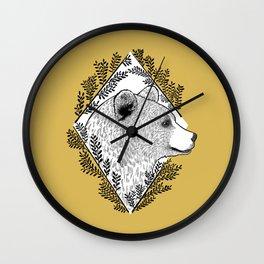 Kodiak Wall Clock