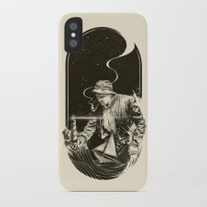 The Lighthouse Keeper Slim Case iPhone X