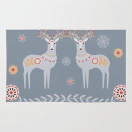 Nordic Winter Rug