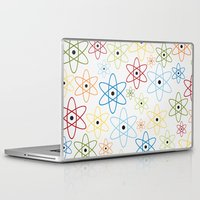 teacher Laptop & iPad Skins featuring School teacher #6 by Juliana RW