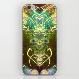 Satyrical Electricity iPhone Skin