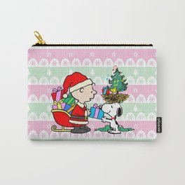 charlie santa Carry-All Pouch