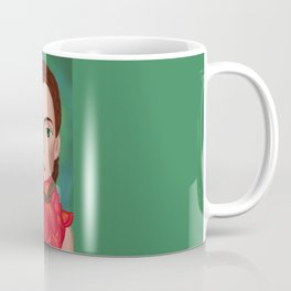Extraterrestrial Pixie Coffee Mug