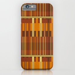 Two halves iPhone Case