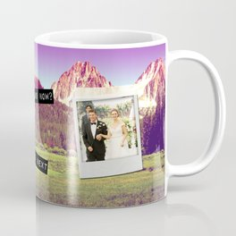 BONES wedding Coffee Mug
