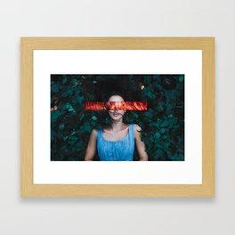 HIDDEN SOUL Framed Art Print