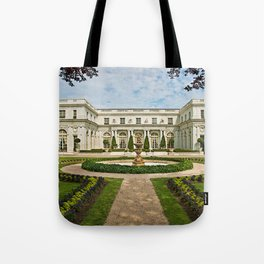 Newport Mansions, Rhode Island - Rosecliff - Original Great Gatsby Mansion by Jeanpaul Ferro Tote Bag