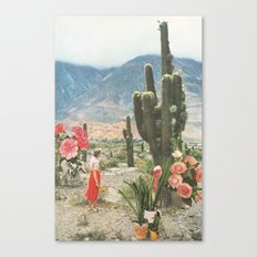 Decor Canvas Print