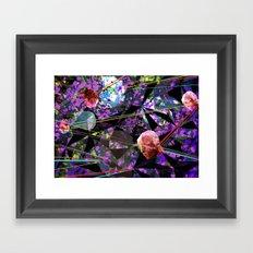 GeoLazer Framed Art Print