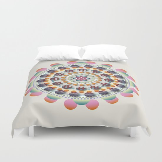 Sweetest Girl Duvet Cover