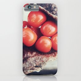 Seed Pods III iPhone Case
