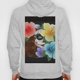 Day of the Hibiscus Hoody