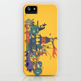 Wacky Max iPhone Case