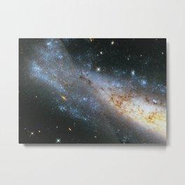 Spiral Galaxy NGC 1448 Metal Print