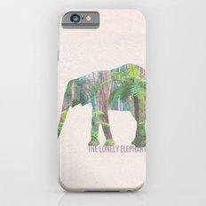 The Lonely Elephant Slim Case iPhone 6s