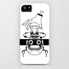 Cult of the Open Mind iPhone Case