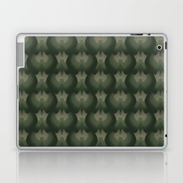 Dragon Scales - Moss  Laptop & iPad Skin