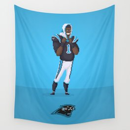 Cam Newton Wall Tapestry