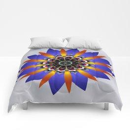mandala-design -b- Comforters
