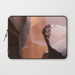 Natures Marvelous Composition - Antelope Canyon Shapes Laptop Sleeve