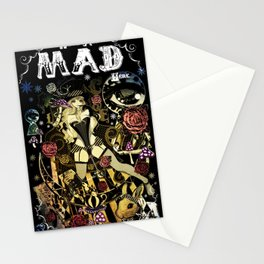 MAD ALICE: HATTER Stationery Cards