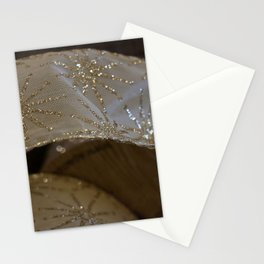Shiny stars Stationery Cards