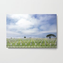 Loma & Honor Metal Print