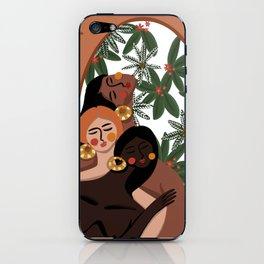 Cabana girls iPhone Skin