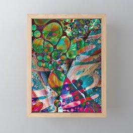 Palm of My Hand Framed Mini Art Print
