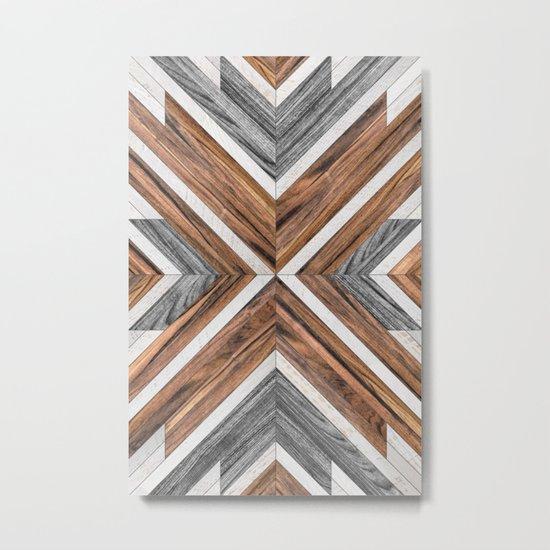 Urban Tribal Pattern No.4 - Wood by zoltanratko