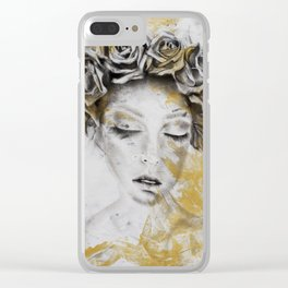 Ital Clear iPhone Case