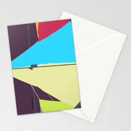 Kite—Aubergine Stationery Cards